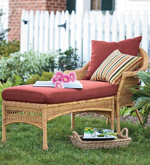 Renovar los muebles de exterior con cojines somosdeco - Cojines para exterior ...