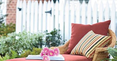 Renovar los muebles de exterior con cojines somosdeco - Cojines exterior ...