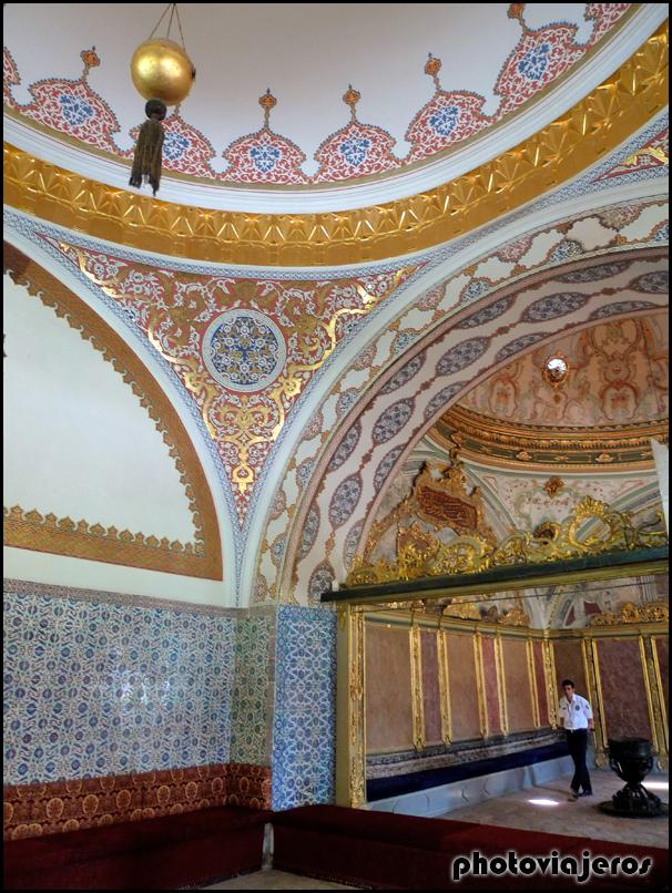 Palacio de Topkapi