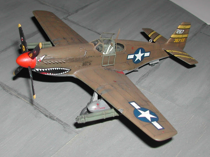 [Revell] North American P-51B Mustang T.P-51%252007