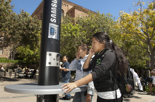 Samsung Installs Charging Stations In 50 Us Colleges Image