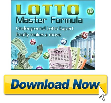 Lotto Master Formula Reviews: Lottery Formula PDF Book