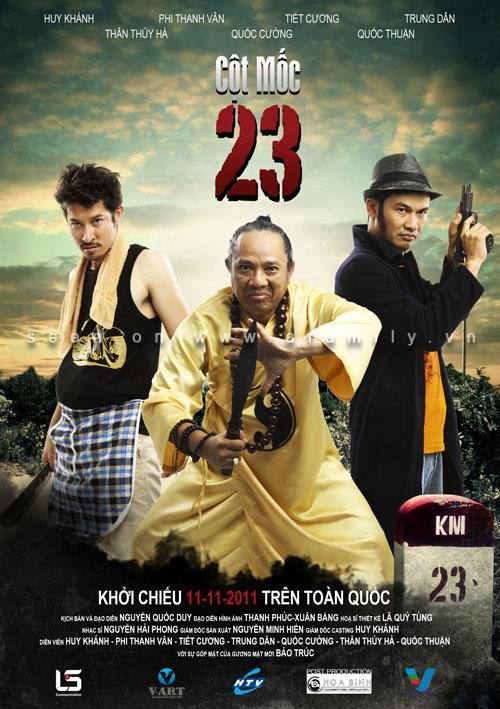 Cột Mốc Số 23 – Bản Đẹp Chiếu Rạp Trọn Bộ Full HD (2011)