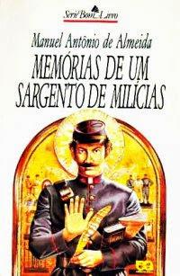 Memórias de um Sargento de Milícias, por Manuel Antônio