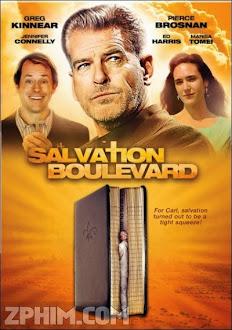Cứu Rỗi Linh Hồn - Salvation Boulevard (2011) Poster