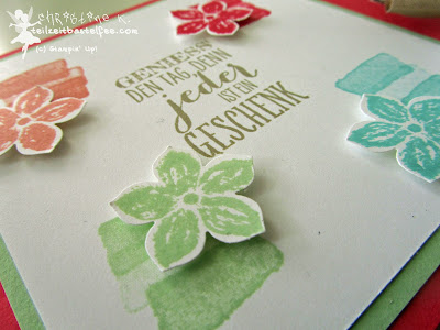 stampin up, petite petals, happy watercolor, perfect pennants, wimpeleien