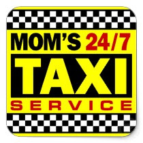 Free Taxicab Driver Clipart