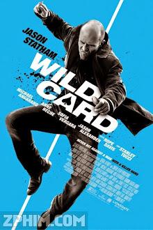 Trùm Bài - Wild Card (2015) Poster