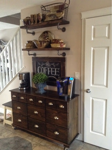 Home Frosting Kitchen Storage And Shelving