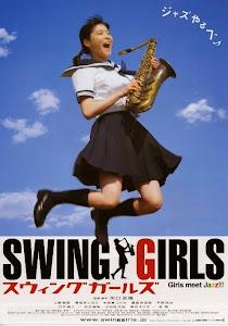 Những Cô Gái Nhạc Jazz - Swing Girls poster