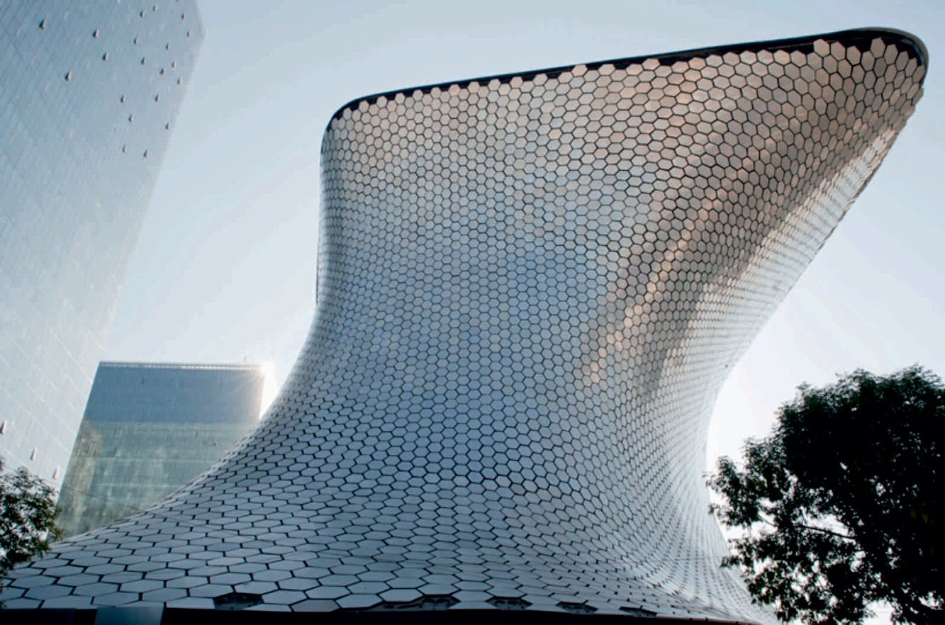 Cittá del Messico, Distretto Federale, Messico: Soumaya Museum by Fernando Romero Enterprise
