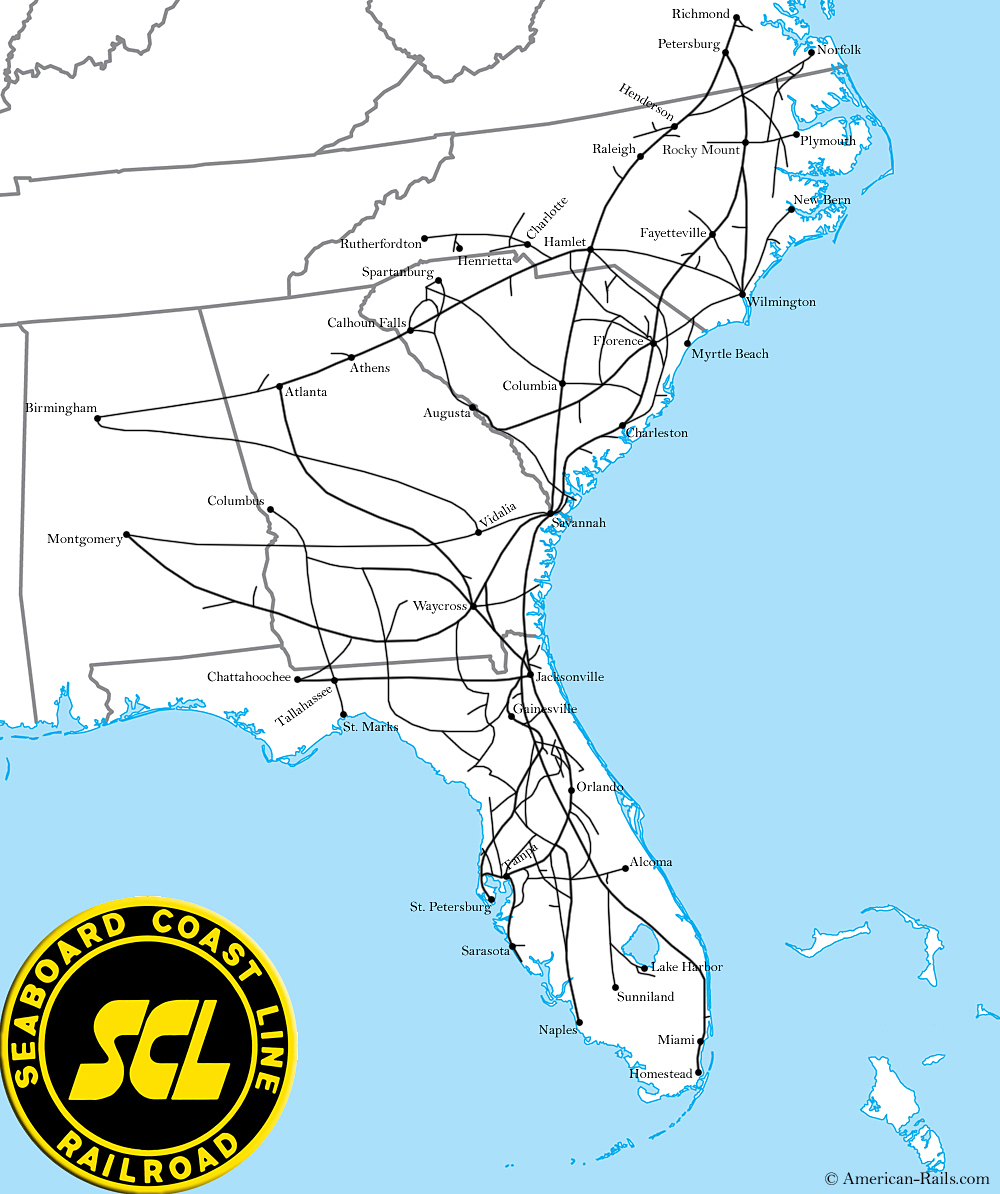 Florida Railroad Map.Csx Tracks Newberry Fl And The History Of The West Coast Sub O