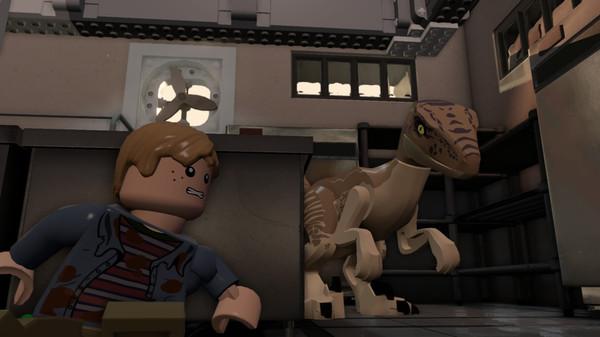 Lego Jurassic World-Download Full Crack - Game Screenshot