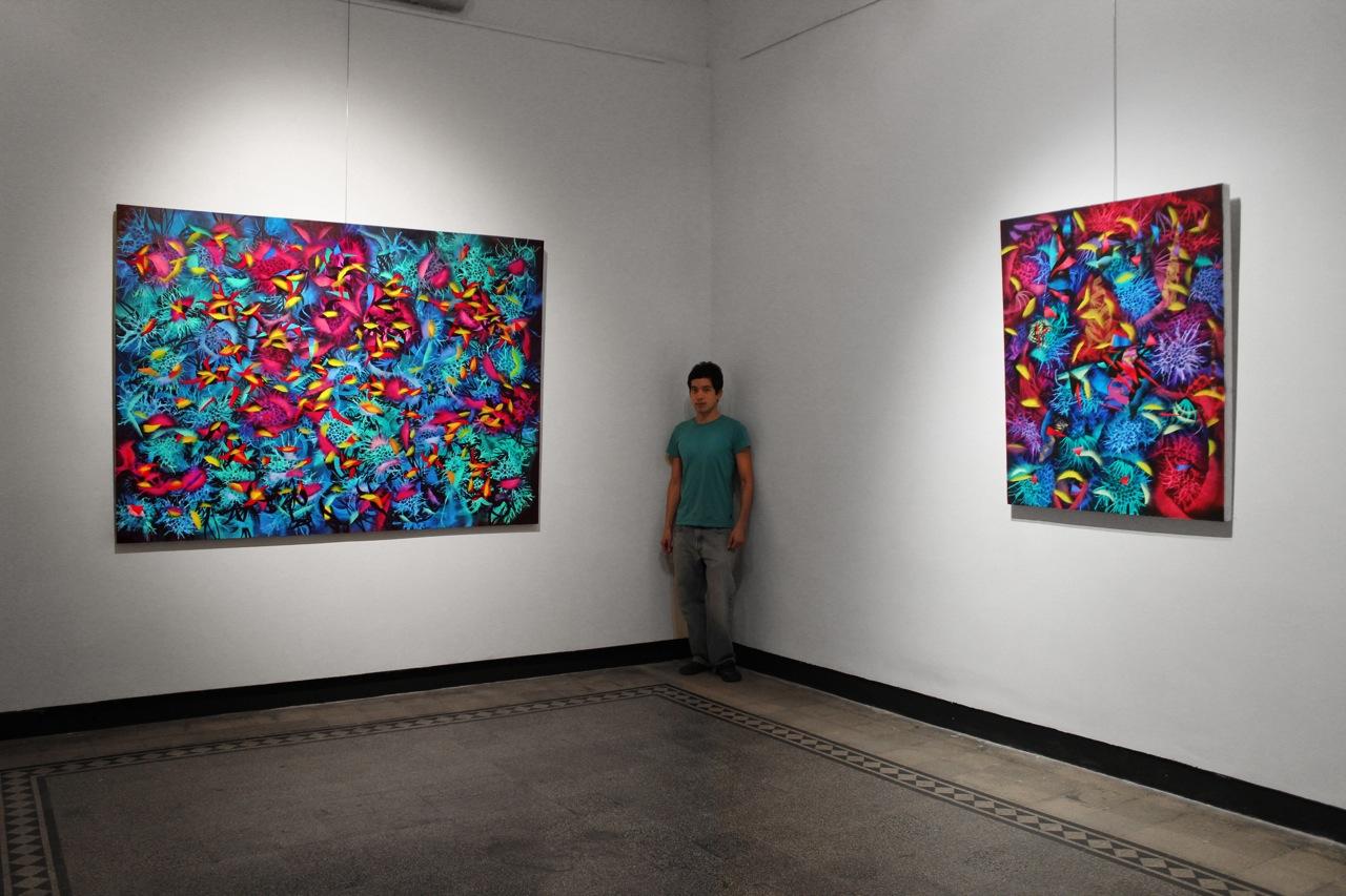 Victor Angelo Artist Paintings 2013 Internatonal Contemporary Art  Consultants Advisory Moca Moma Museum Gallery. Victor Angelo