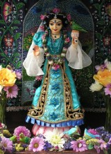 Goddess Tulasi Image