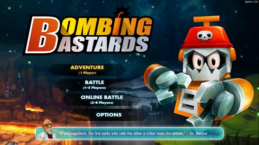 Bombing Bastards (Shield & TV)