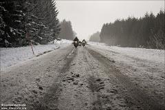 Un tas de neige