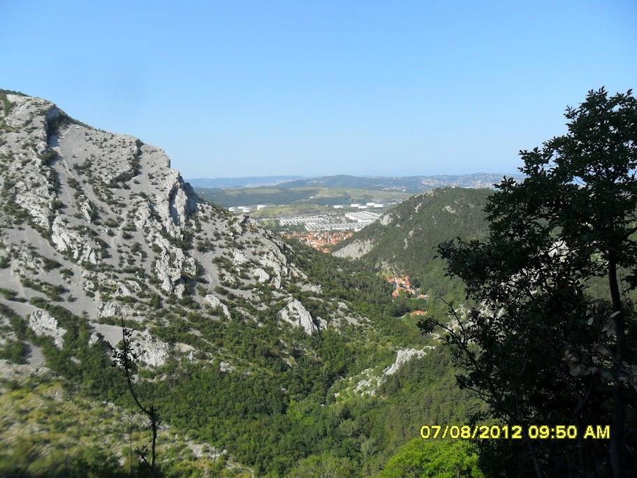 Po dolini Glinščice