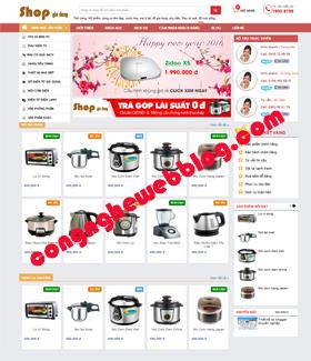 Template blogspot bán hàng đồ gia dụng chuẩn seo, template blogspot ban hang do gia dung chuan seo, theme ban hang chuan seo
