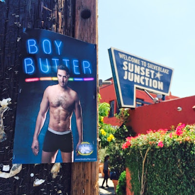 Boy Buttering up the Gayborhoods of LA, WeHo and Silverlake