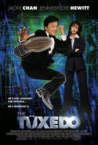 Poster Of The Tuxedo (2002) Full Movie Hindi Dubbed Free Download Watch Online At Alldownloads4u.Com