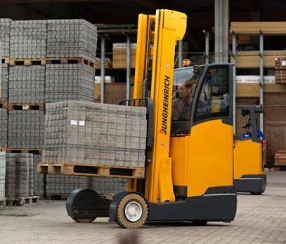 Reach truck Jungheinrich ETM ETV C16 C20 0937782768