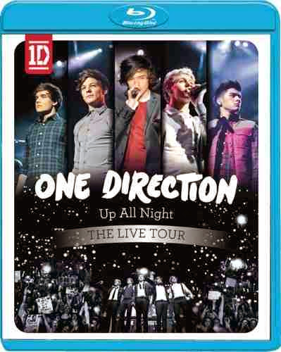 One Direction. Up All Night. The Live Tour [BDRip 1080p][AC3][2012]