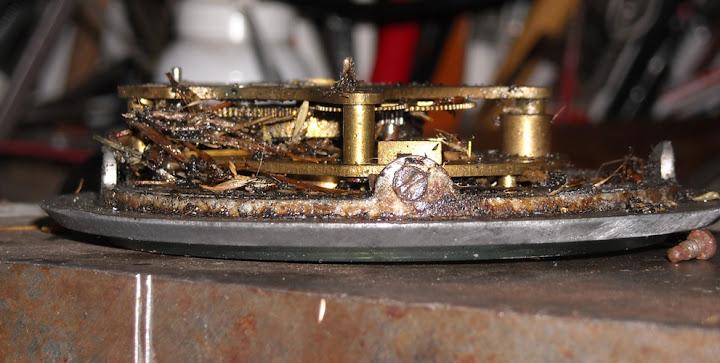 Recherche epave montre de bord Jaeger 4 jours. Jaeger4