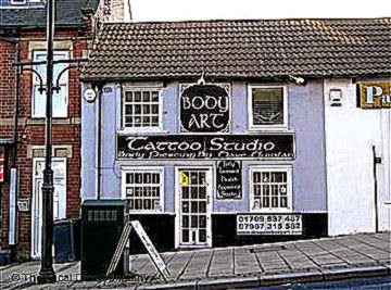 Dragons Body Art Tattoo Studio   Tattoo Artists in Rotherham S60