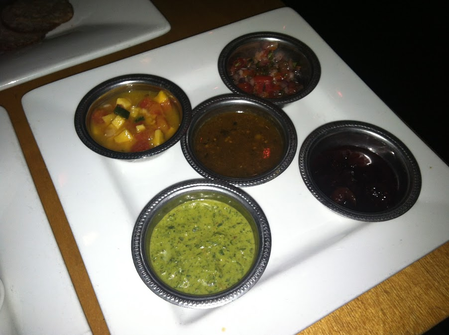 Dipping away at Vesta Dipping Grill