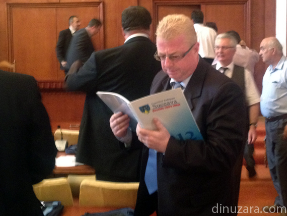 Alexandru Rădulescu și Alexandru Băișanu, vicepreședinții CJ Suceava