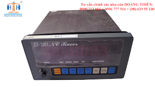 đầu cân điện tử excell ex-2001nc chất lượng tốt