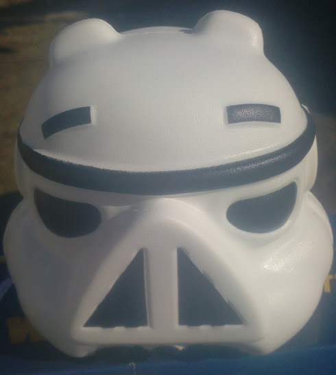 Foam Flyers Storm Trooper Pig