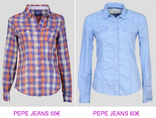 PepeJeans camisas
