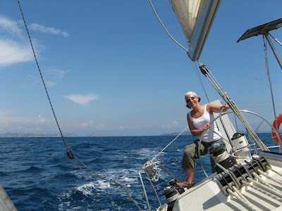 Sailing lessons in Italy