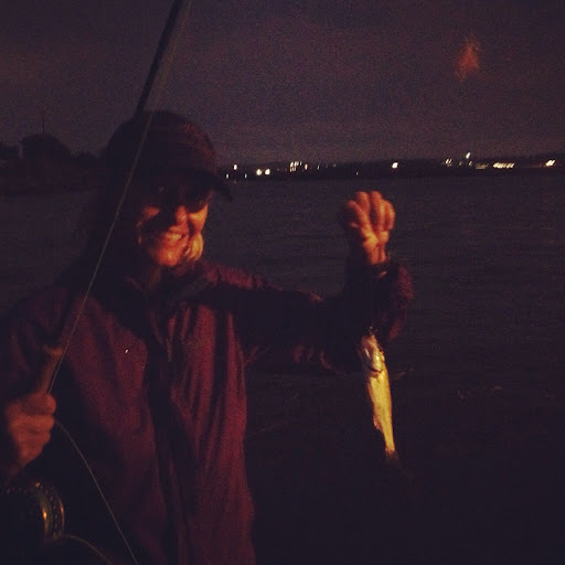 Gravelly Point Striper