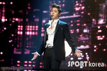 มาแล้วคลิปการแสดงของ Kim Hyun Joong ใน M! Countdown
