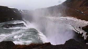 Gullfoss 'Golden Falls' – Iceland's most spectacular waterfall