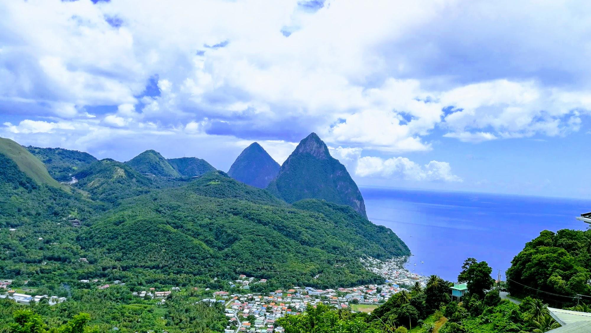 Reisinformatie Saint Lucia