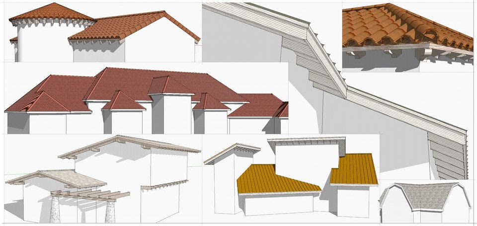 Sketchup Plugin: Instant Roof