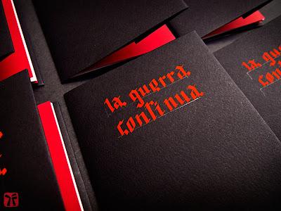Llibre primera sèrie 2ª ed. La guerra continua