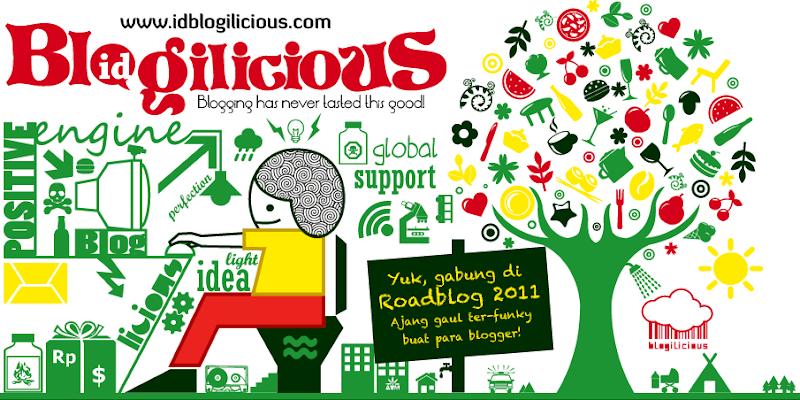 Event idblogilicious oleh idblogNetwork