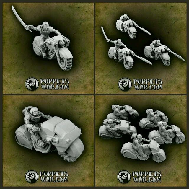 Motos Puppets War