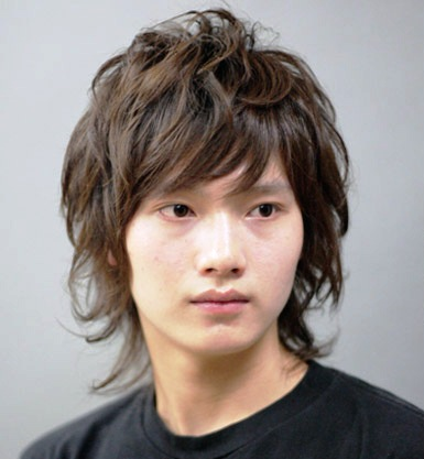 Hairstyles Gallery: Japanese Men Hairstyle Pictures