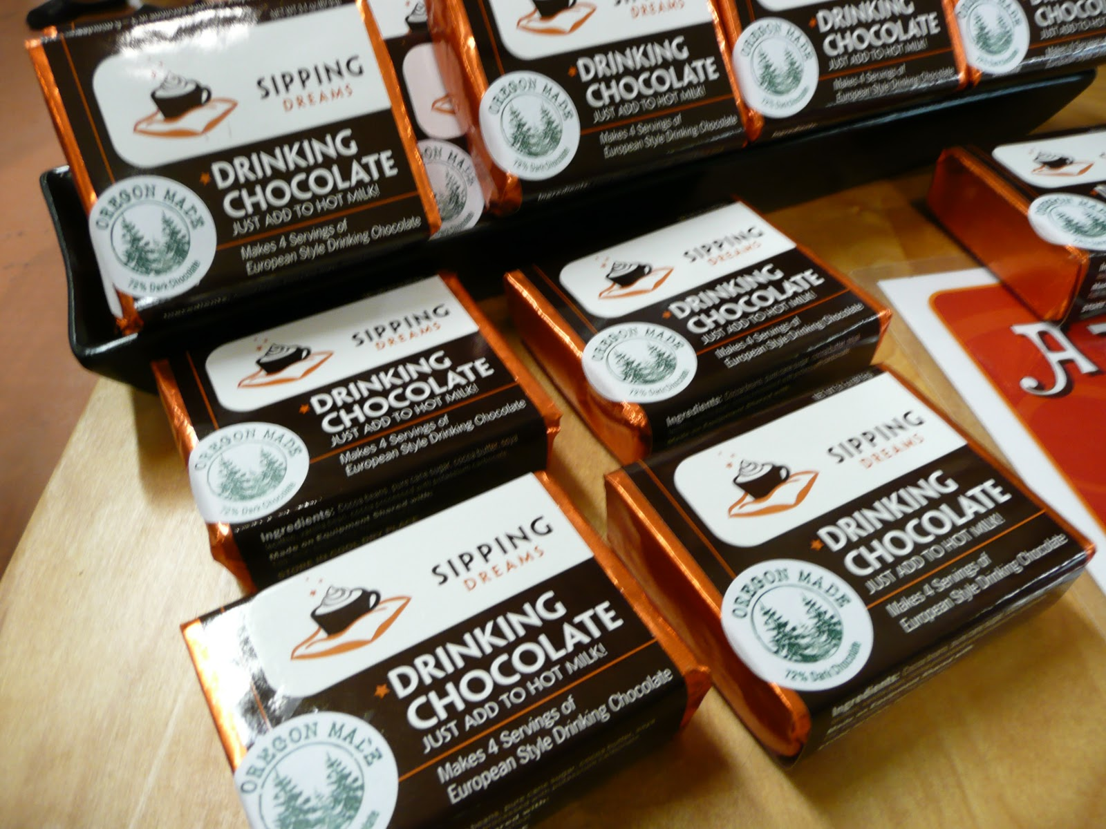 Finding Fine Chocolate: Sipping Dreams Drinking Chocolate