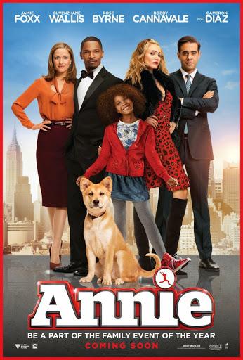 Annie - Jamie Foxx - Cô bé chập cheng