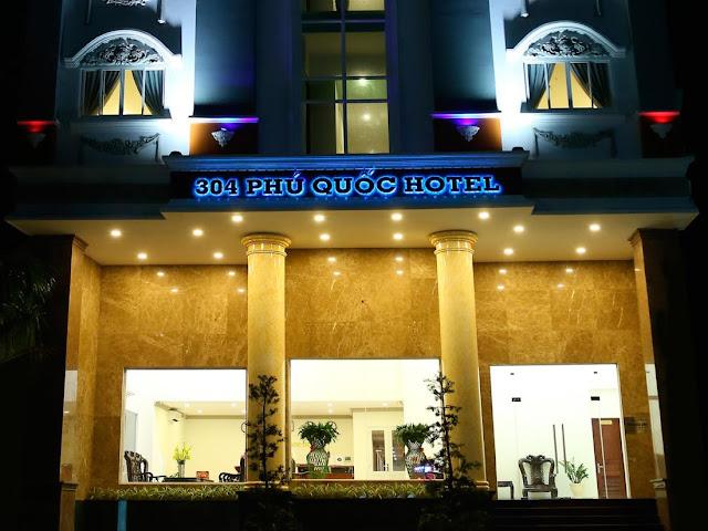Khách sạn 304 Phú Quốc tuyển dụng nhân sự tháng 07/2017