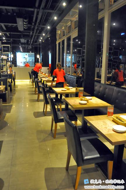納尼亞義式餐廳餐廳內部一覽