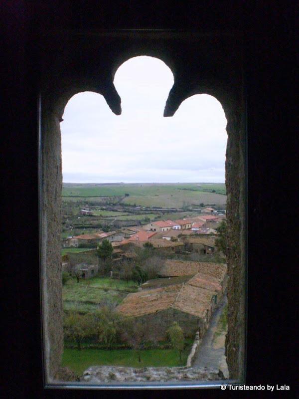 Vista desde la Torre del Homenaje del Castillo de San Felices