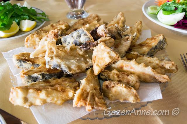 nefis kalkan, Poyraz Sahil Balık Restoran Poyrazköy